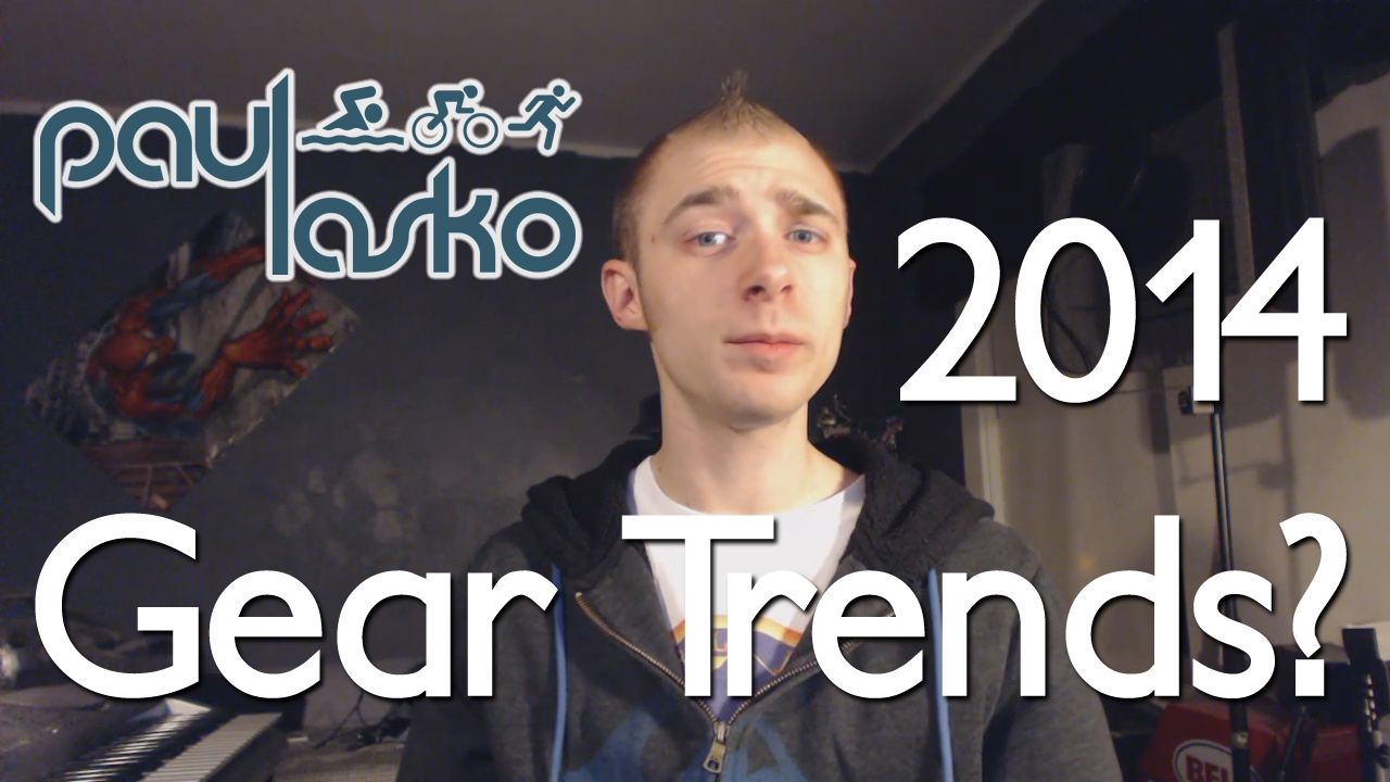 What's the Deal With 2014 Tri Equipment Trends?