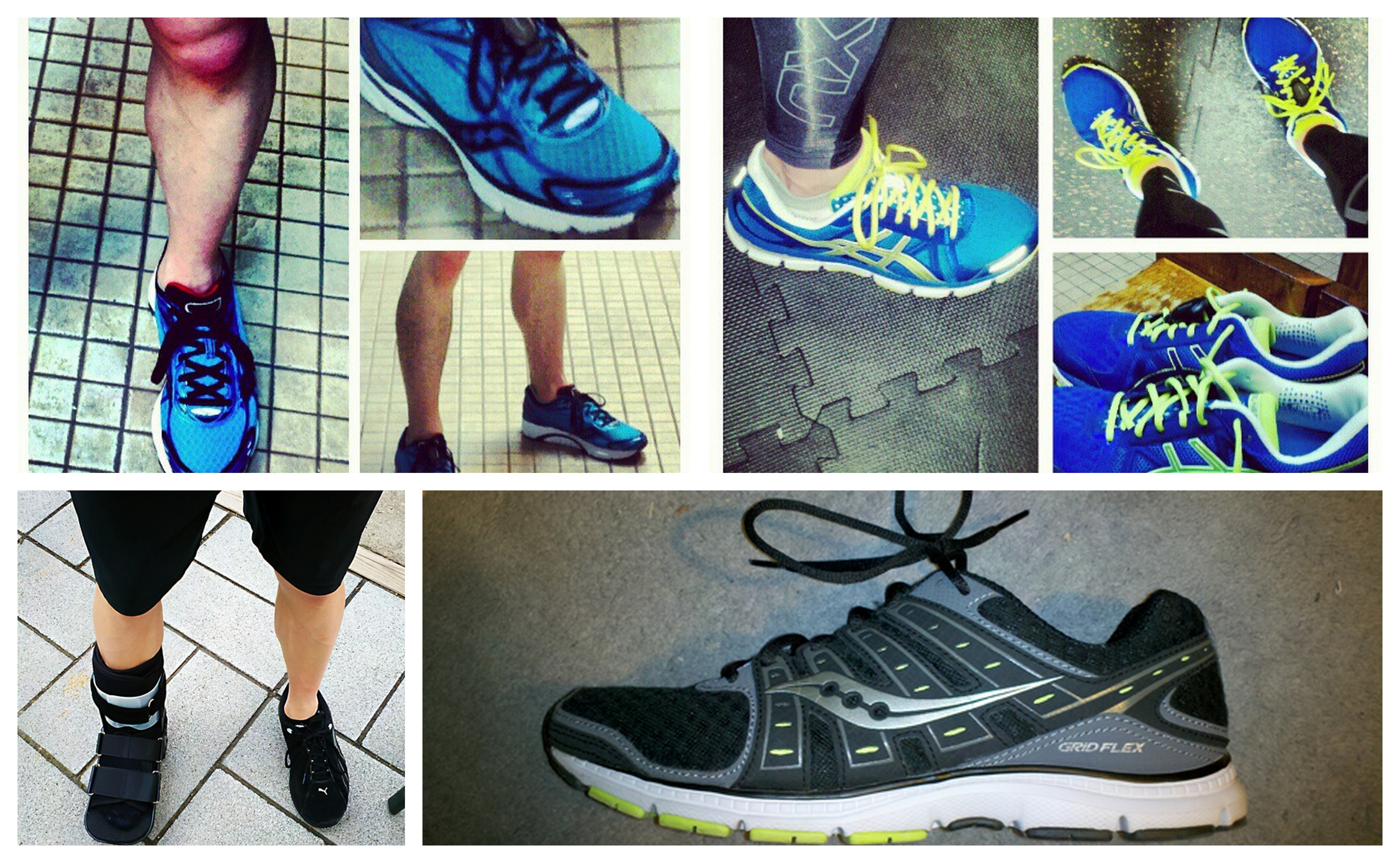 [Updated] I Have This Weird Ankle Thing Going On: The Search for Good Running Shoes