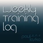 weeklytraininglogsquare