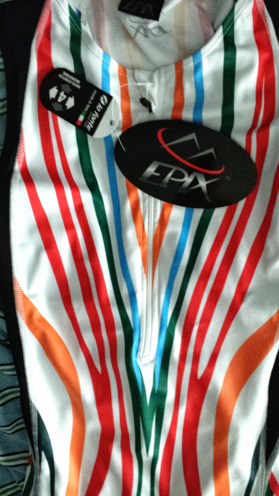 Cold as Ice and a quick Epix Gear tri suit review
