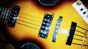 Hofner Icon Bass